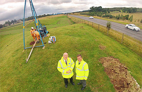 A9 dualling work to start ahead of schedule