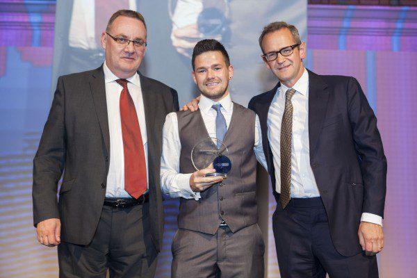 Scots shine at CITB awards evening