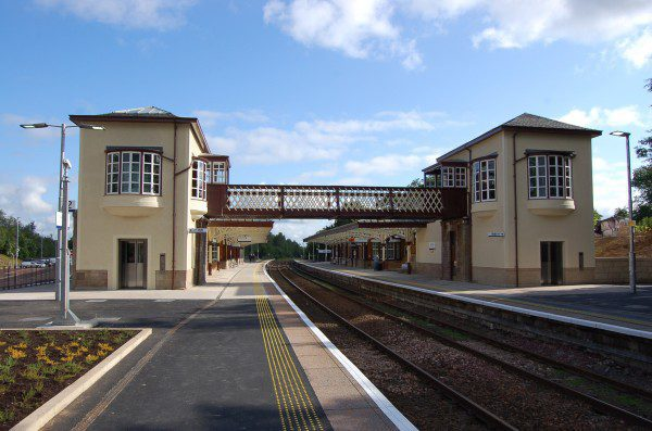 Gleneagles Station refurbishment complete in time for Ryder Cup