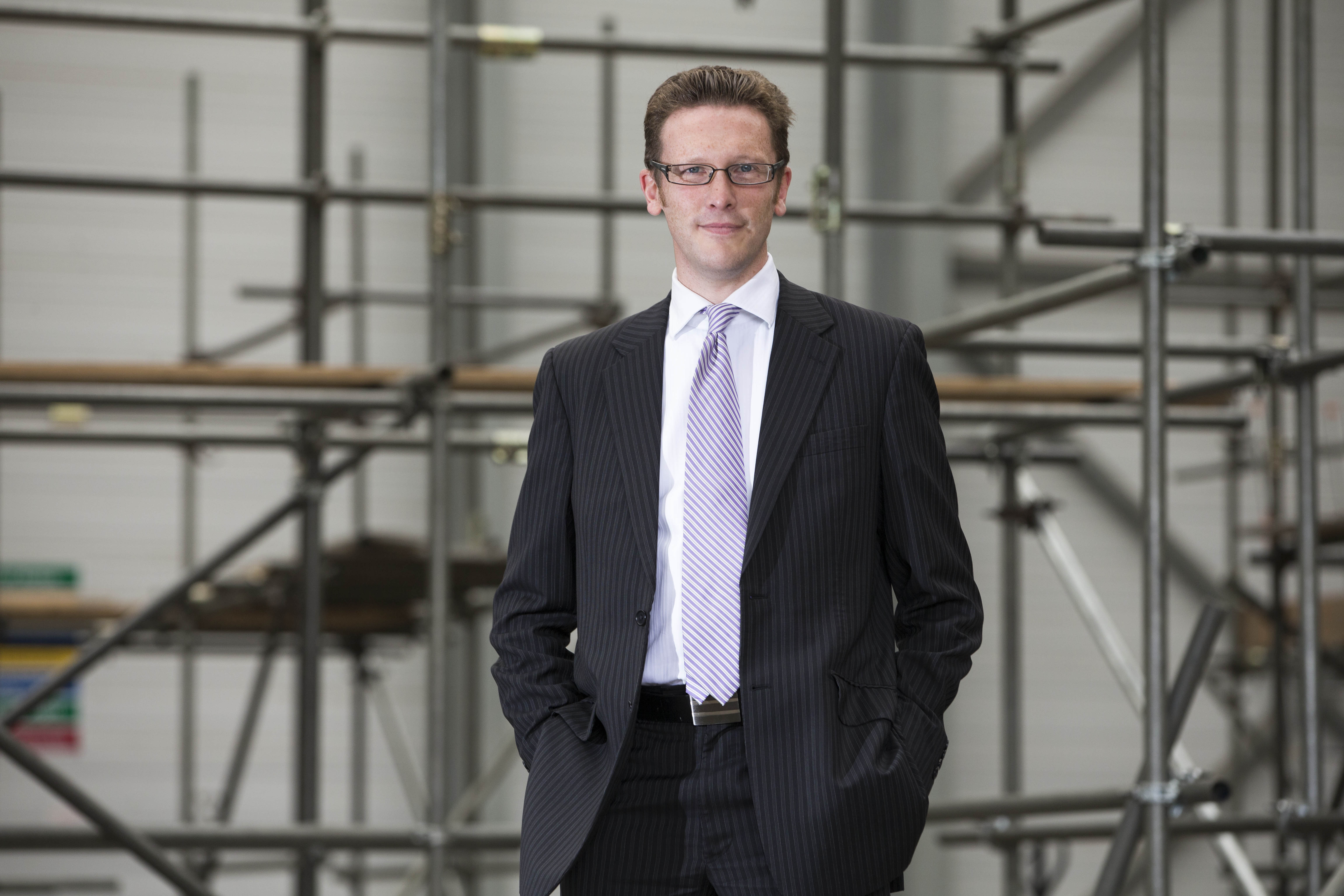Phil Ford takes the helm at CITB Scotland