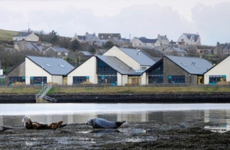 Stromness Primary nominated for top building award
