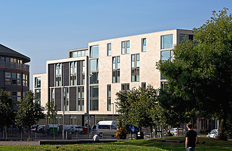 Glasgow West End student accommodation complete