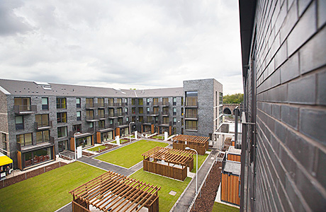 Housing Association project makes history