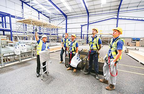Apprentice scheme target within sight