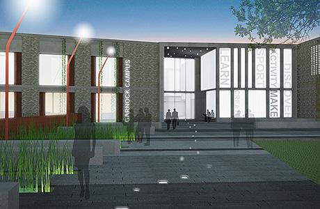 Kier to deliver £40m campus