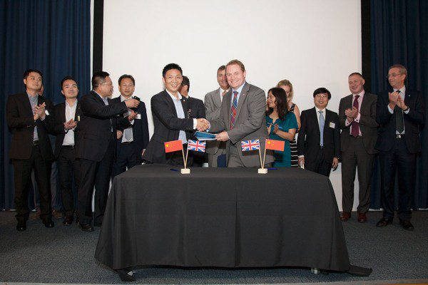 BRE partners with Hongsheng Construction & Investment Group