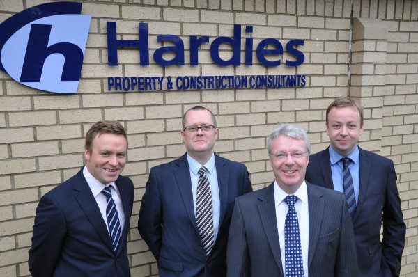 New commercial property expert for Hardies