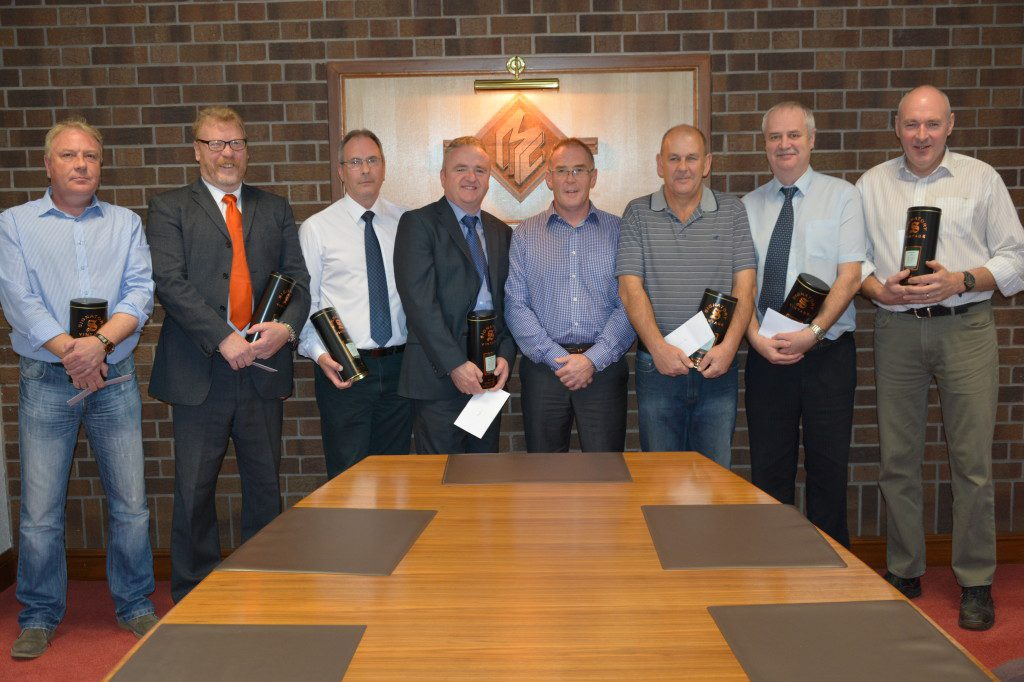 Silver Service At Marshall Construction Project Scotland