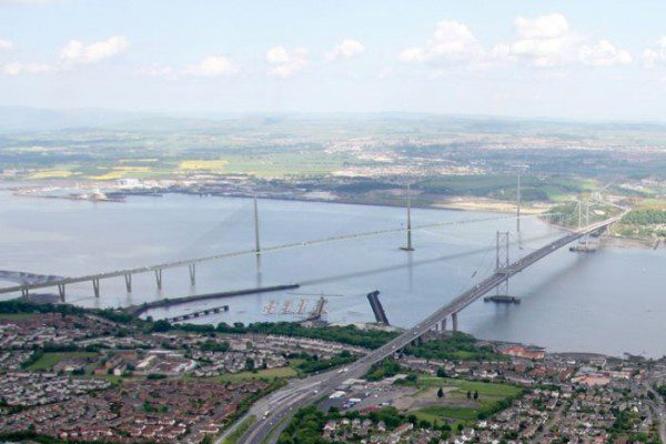 Queensferry Crossing costs going down