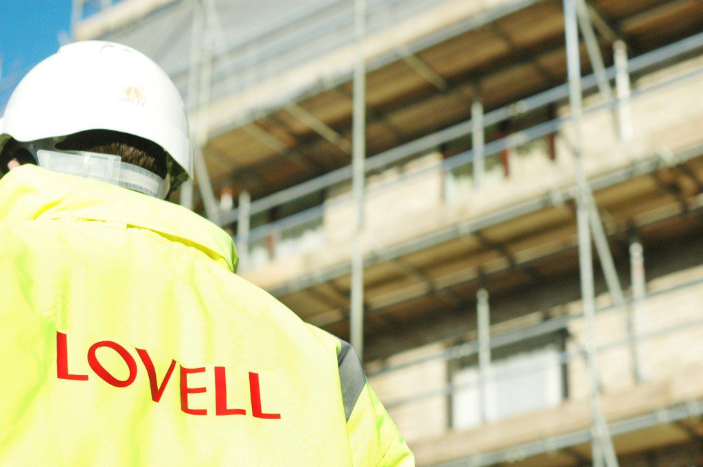 Lovell To Build East Kilbride Council Homes Project Scotland