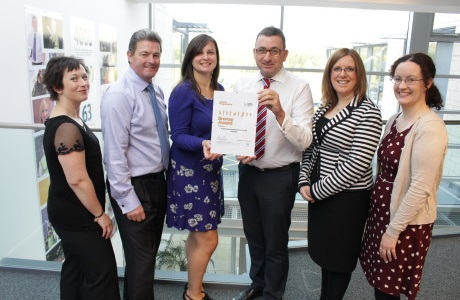 Robertson Group excels in workplace health and wellbeing