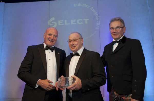 SELECT honours Scotland's electrical industry