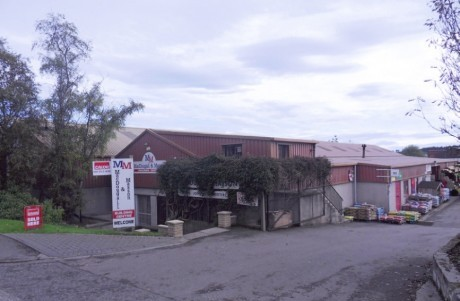 Prime industrial facility in Stonehaven for sale