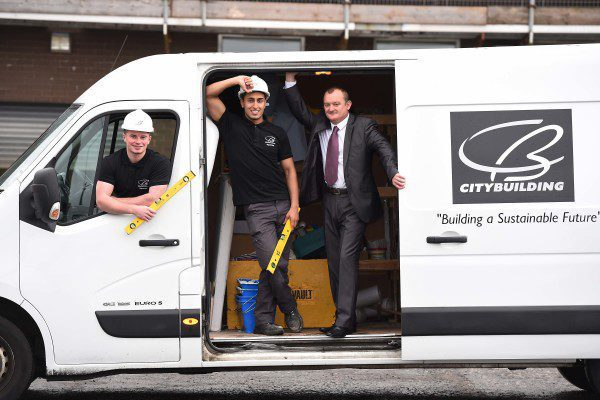 City Building delivers 81 new apprenticeships in 2014