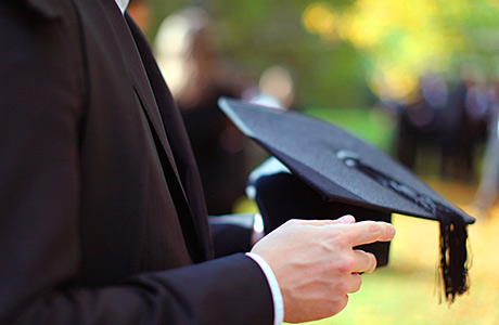 Market boost for graduates