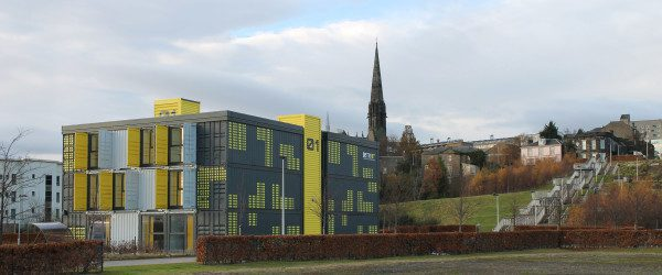 District 10 cleans up at Dundee Institute of Architects Awards