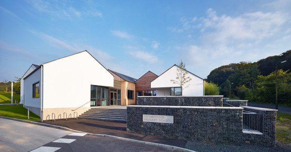 Local school wins design award