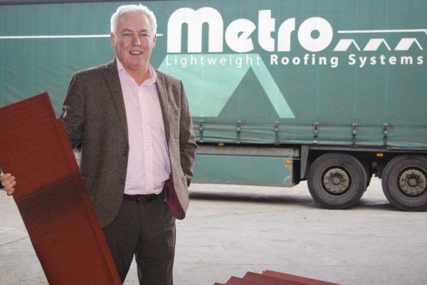Major regional rise in sales contributes to 30%  growth at Metrotile UK