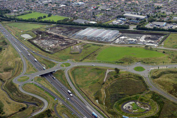 £650m Heartlands Development takes shape