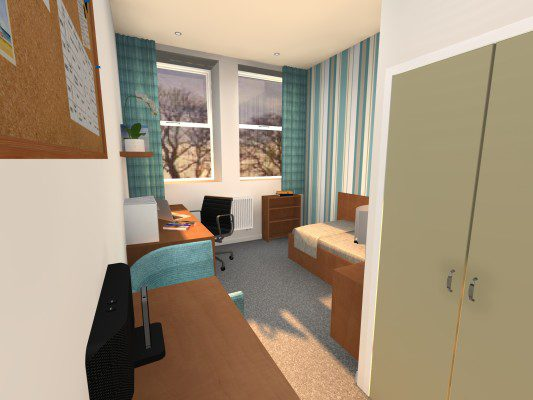 New student digs drawn up for Glasgow School of Art