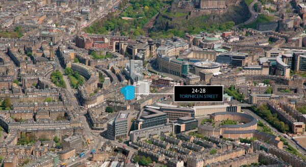 Major hotel agreement for Edinburgh's West End