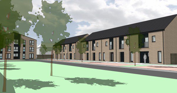 CCG starts work on Uddingston housing development