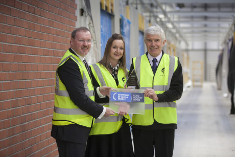 Glasgow Firm Wins Industry Apprentice Accolade Project