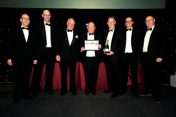 National award success for north housebuilding division