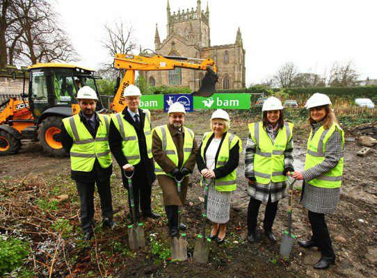 Work begins on Dunfermline Museum and Art Gallery