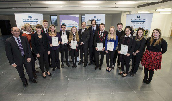 Students 'Get into Engineering' with new partnership project