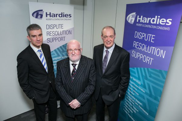 Hardies hit the road with dispute resolution service