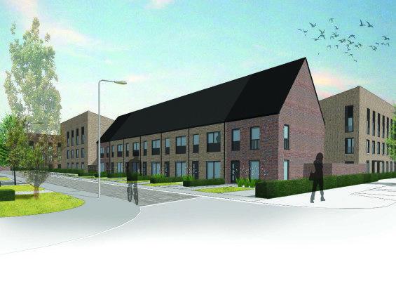 Recognition for Edinburgh housing development