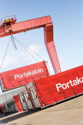 Portakabin Group achieves top financial stability rating