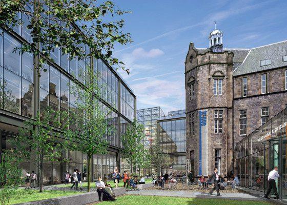 £5m Quartermile contract for Balfour Beatty