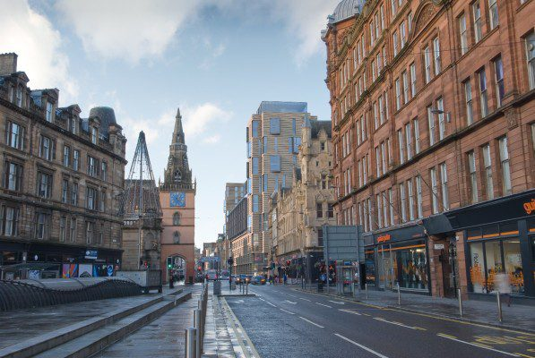 Candleriggs Quarter scheme submitted for planning