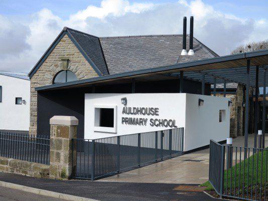 New slates for Auldhouse