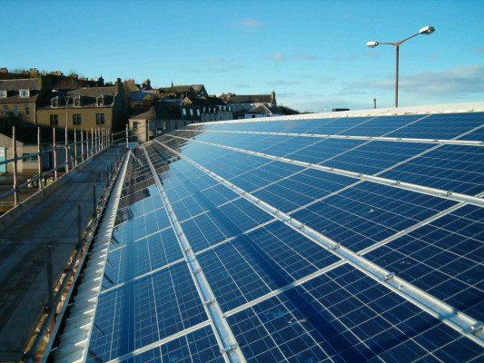 Golden ticket to renewables market