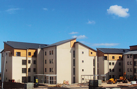 Ochil fabricates specialist trusses for top university
