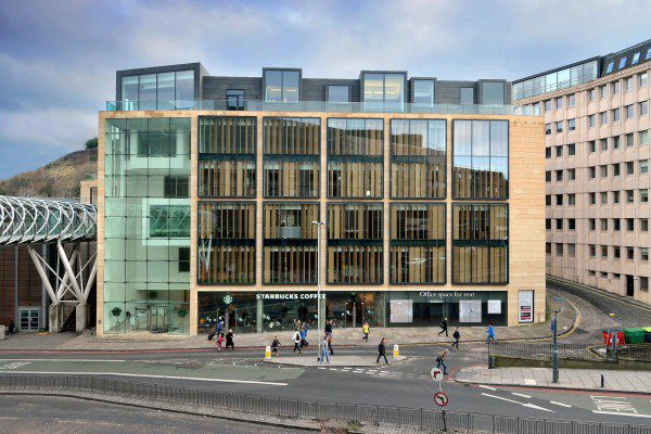WYG to move to iconic Edinburgh building