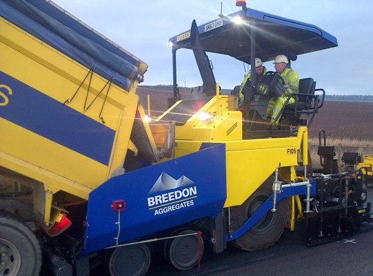 "Breedon Group sees 50% increase in profits after ""eventful"" 2016"