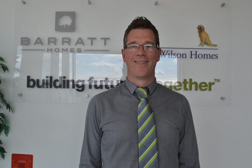 Barratt Homes Names New Construction Director In West Of