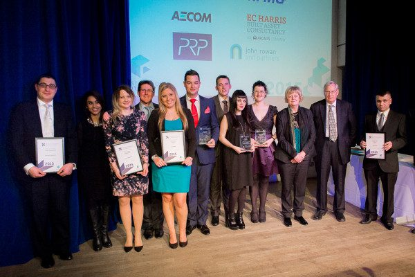 Inspiring young professionals receive industry awards