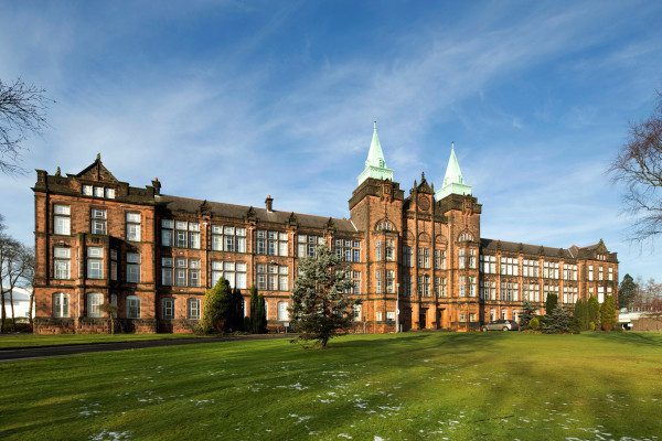 Jordanhill Campus up for sale