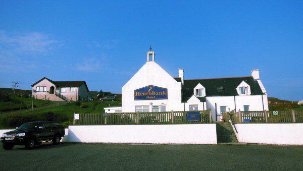 Isle of Barra hotel on the market for first time in 40 years