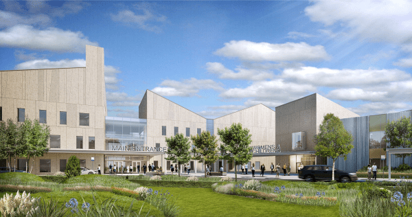 £270m NHS Dumfries and Galloway hospital project achieves financial close