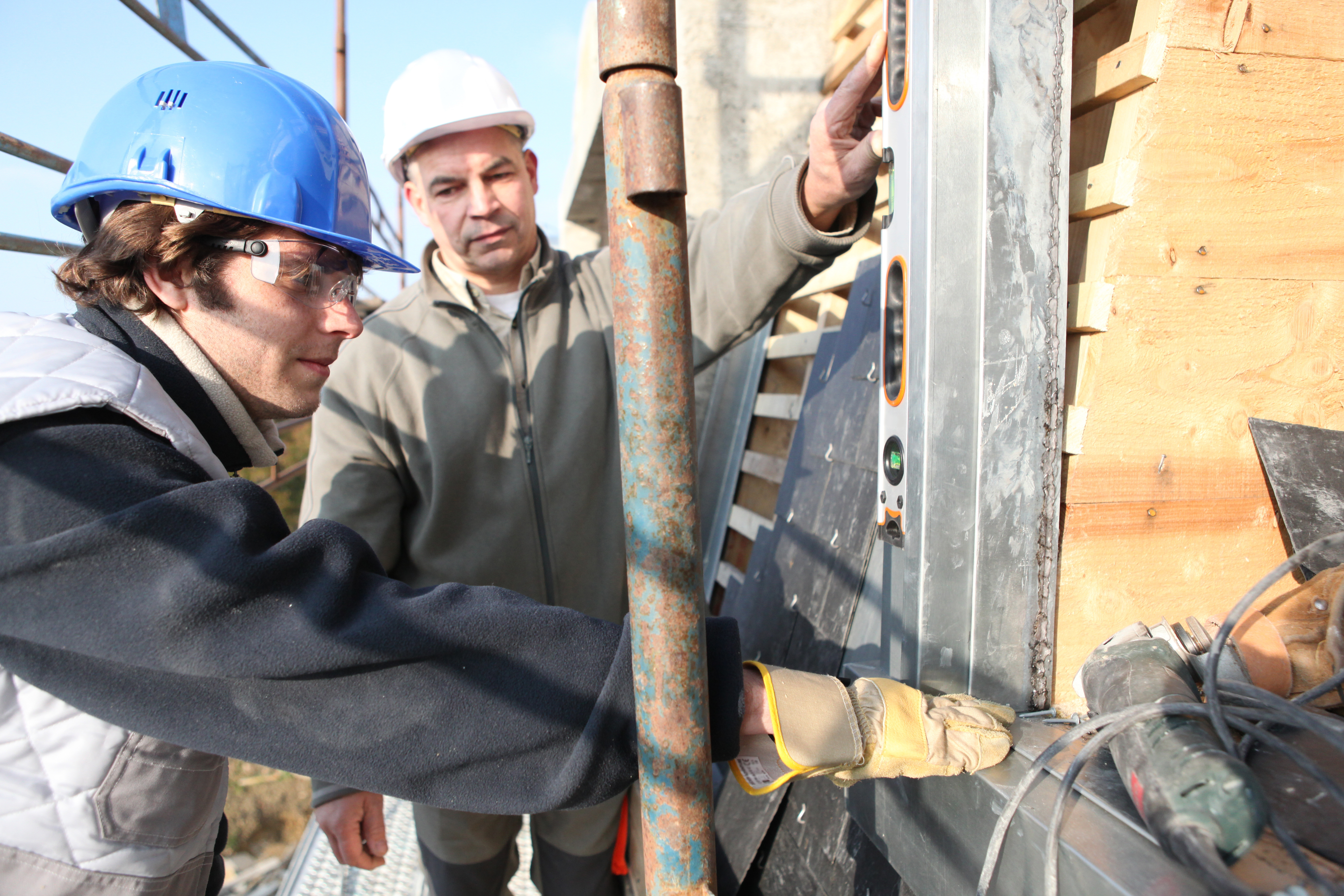 Scottish Building Apprentice Numbers Rise Project Scotland