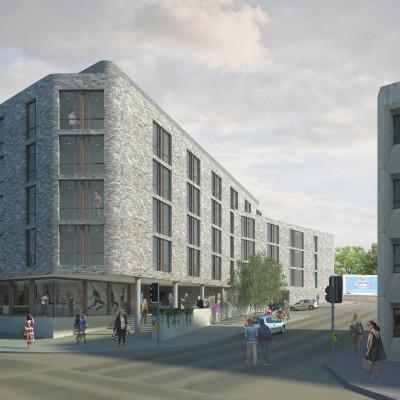Construction underway on £11m Aberdeen student development