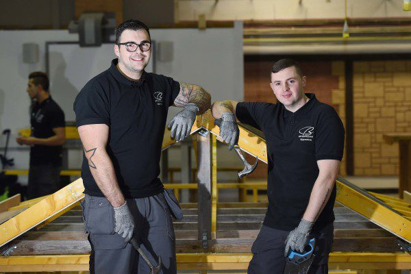 City Building helps adult apprentices flourish