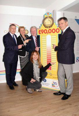 City Legacy boosts Glasgow hospice