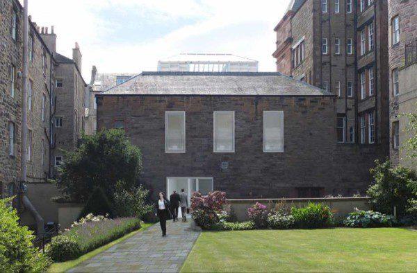 Fit-out specialists transform Edinburgh's newest venue